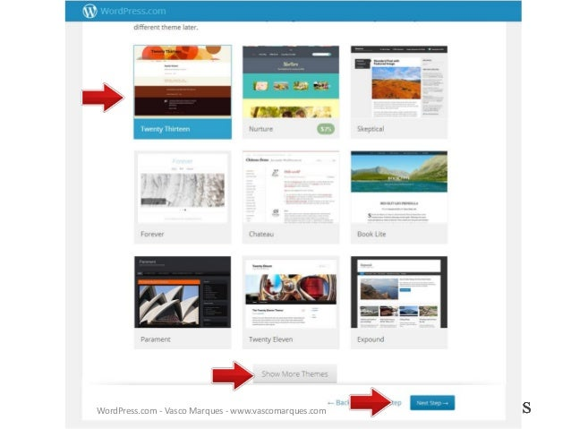 WordPress.com - Vasco Marques - www.vascomarques.com