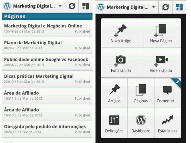 http://web2business.pt/ WordPress.com - Vasco Marques - www.vascomarques.com