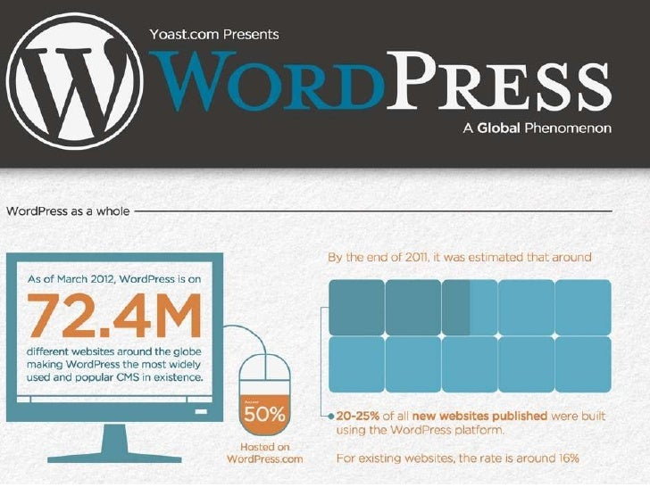 Wordpress infographic• www.vascomarques.net