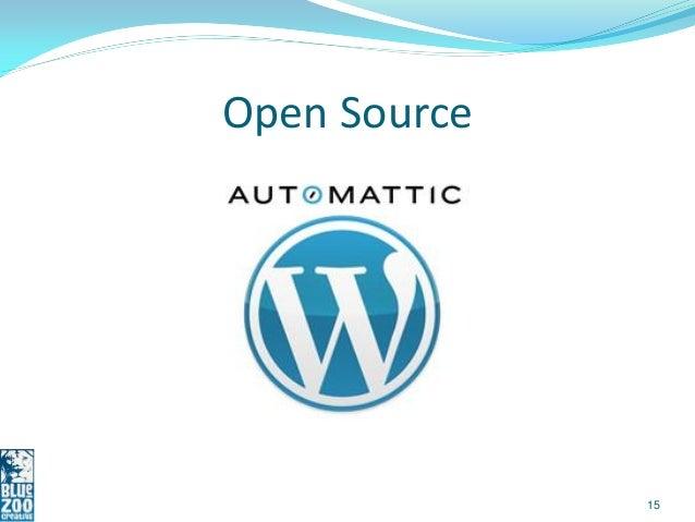 Open Source              15
