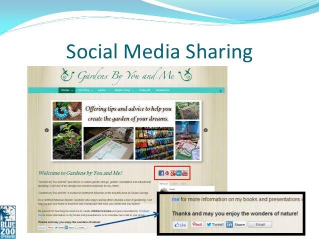 Social Media Sharing                       21