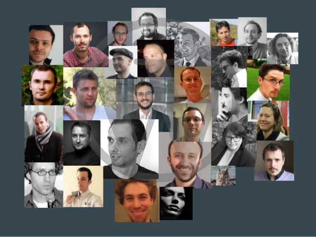 WordPress & les contributions — WordCamp Paris 2016 Slide 2
