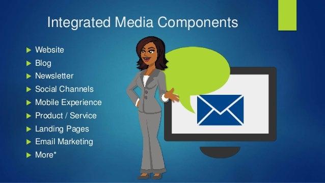 Integrated Digital Marketing Strategies for Your Website  Slide 3