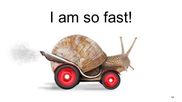 12 I am so fast!