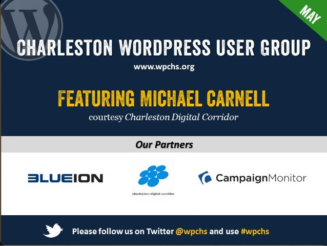 "WordPress Setupand SecurityMichael Carnell - @carnellmhttp://www.DesignTechWeb.comThese slides are available at""http://www..."