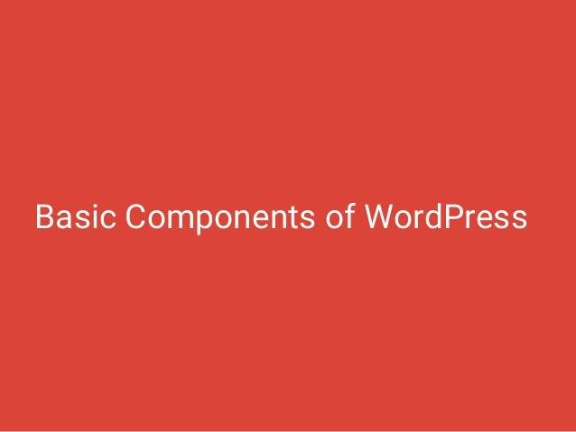 WordPress Theme Development - 웹