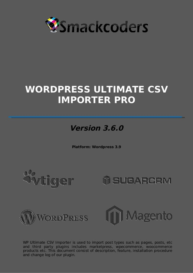 wp ultimate csv importer pro nulled 21