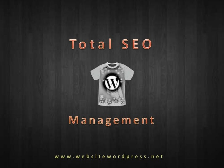 Wordpress SEOSocial Media SEO                       Sales Document SEO                   Optimized Content