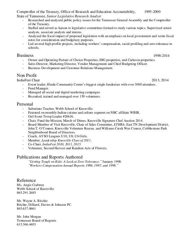 Word resume 2 22-16 Slide 2