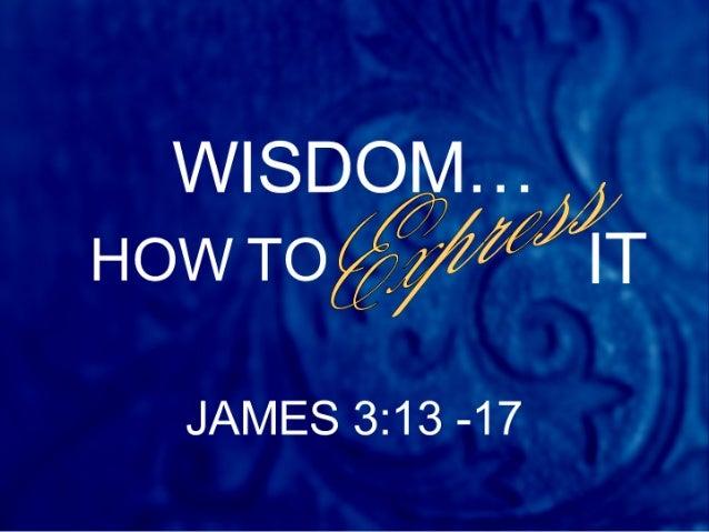 Words Of Wisdom Slide 2