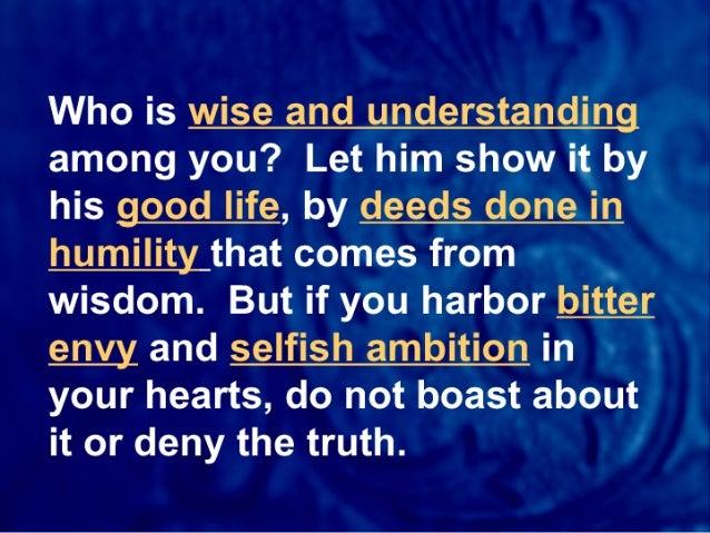 Words Of Wisdom Slide 3