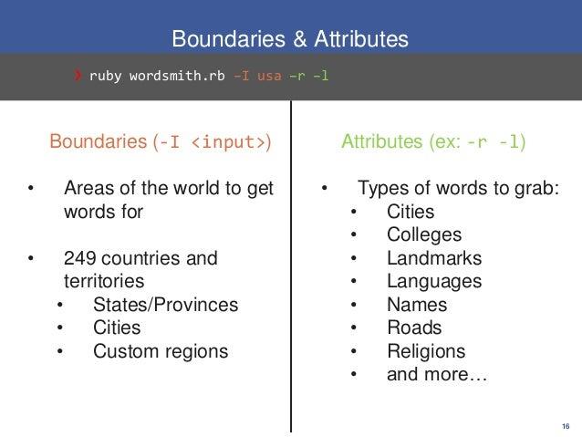 The world is y0ur$: Geolocation-based wordlist generation with wordsm…
