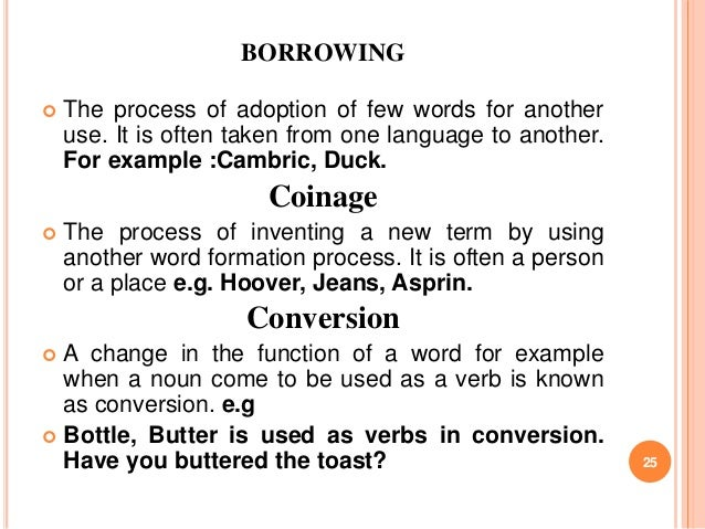Words Morphology Syntax 2