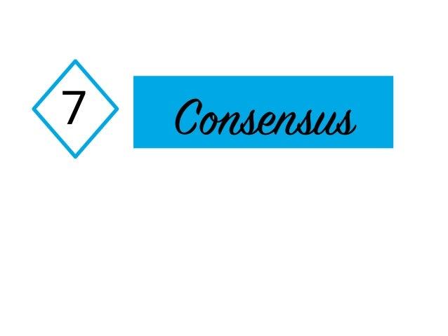 Consensus7