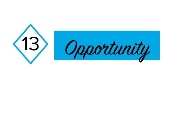 Opportunity13