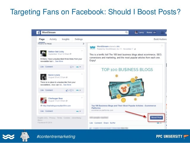 Target Using Remarketing  #contentremarketing
