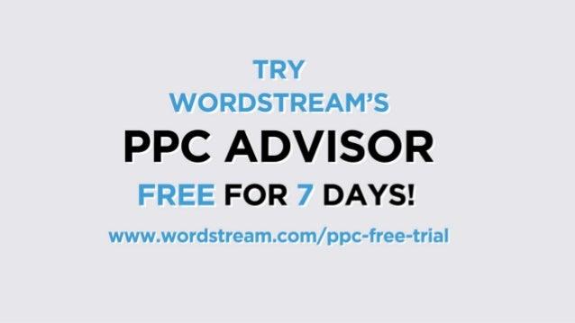 Wordstream's PPC Advisor