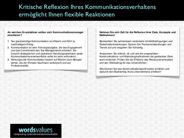 Wordsvalues Kommunikationsmanager
