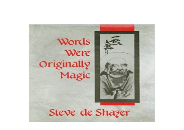 Detail Book Title : Words Were Originally Magic 1st Edition Format : PDF,kindle,epub Language : English ASIN : 0393701700 ...