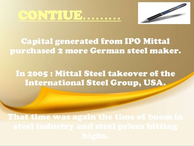 the mittal steel case Arcelormittal's complete offer of hot rolled steel sections login new user  case study functional and efficient steel structure by  arcelor mittal commercial.