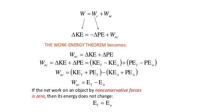 Work Energy Theorem Definition image information – Work Energy Theorem Worksheet