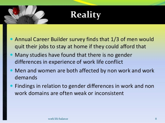 work life balance essay conclusion