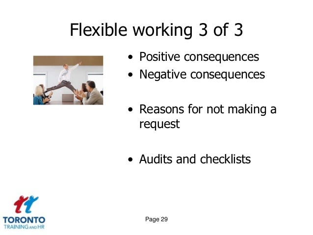 "the importance of flexible and compressed work schedules Compressed lives: how ""flexible"" are employer- imposed compressed work schedules edward hyatt 1 university of melbourne erica coslor university of melbourne."