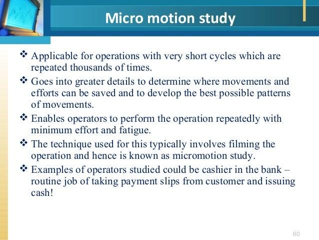 Time and Motion Study - PDF Free Download - edoc.pub