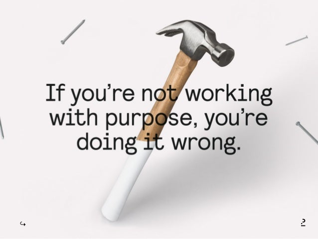 Image result for work with purpose