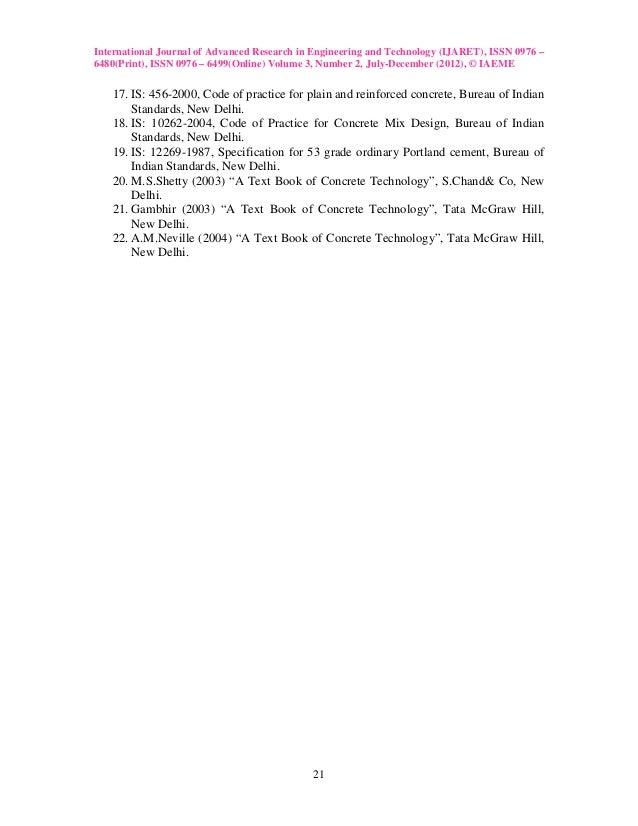 concrete technology book by ms shetty pdf