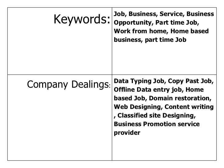 typing job copy past job offline data entry job home based job do   4 keywords job