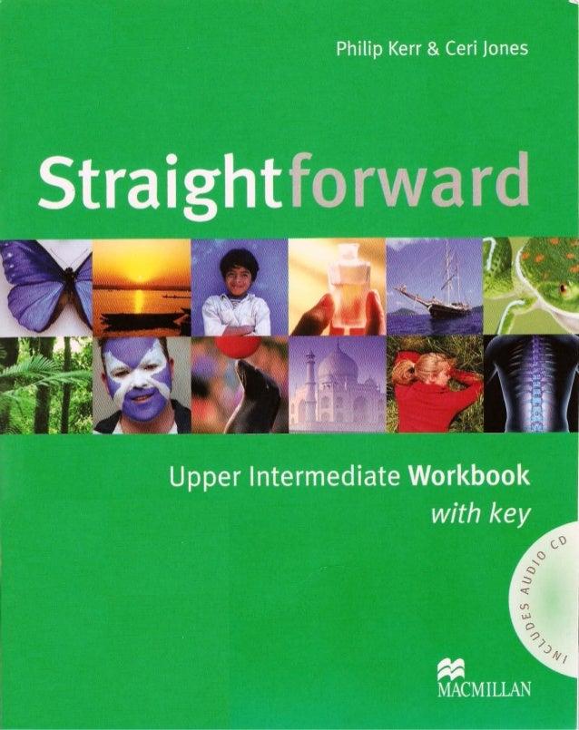 Straightforward Upper-Intermediate WB