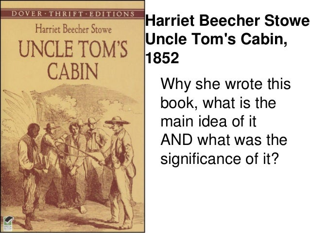 short essay of uncle toms cabin Unlike most editing & proofreading services, we edit for everything: grammar, spelling, punctuation, idea flow, sentence structure, & more get started now.