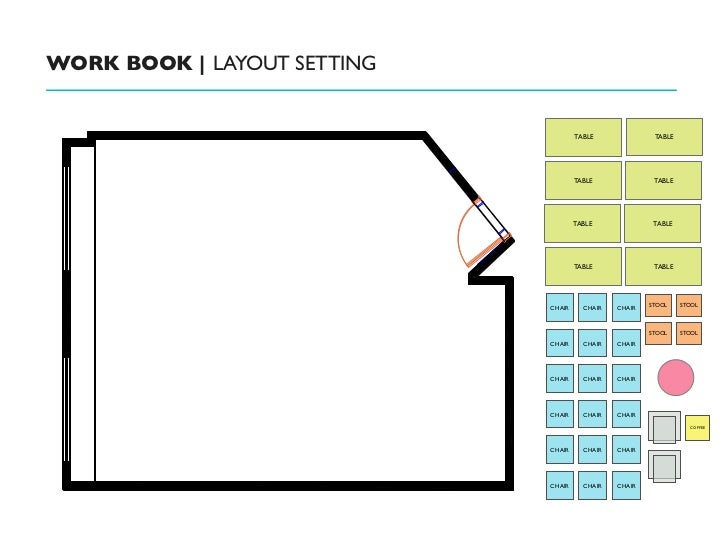 WORK BOOK | LAYOUT SETTING                                     TABLE              TABLE                                   ...