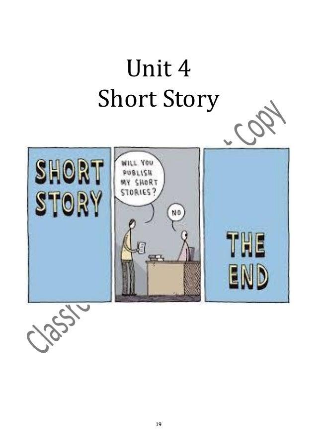 Unit 4Short Story     19