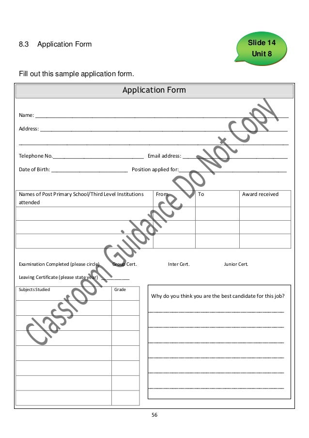 Doc693951 Admission Form Format for School School Admission – Format of Application for Admission in School