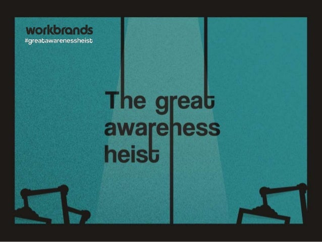 BBMN Nick Farrar: The Great Awareness Heist - How to Arrest Your Audience With Visual Content