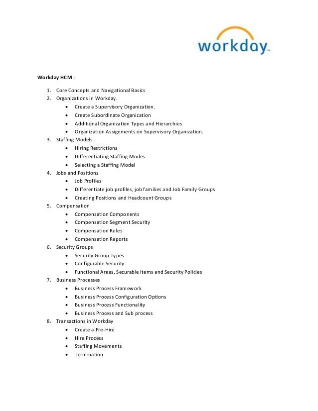 Workday Training in Bangalore | Call/whtas app:+91-9966624055
