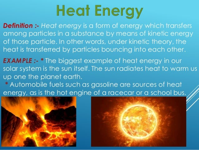 Heat Energy Lesson for Kids Definition amp Examples  Video