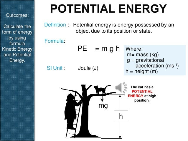 Work, energy and power ppt