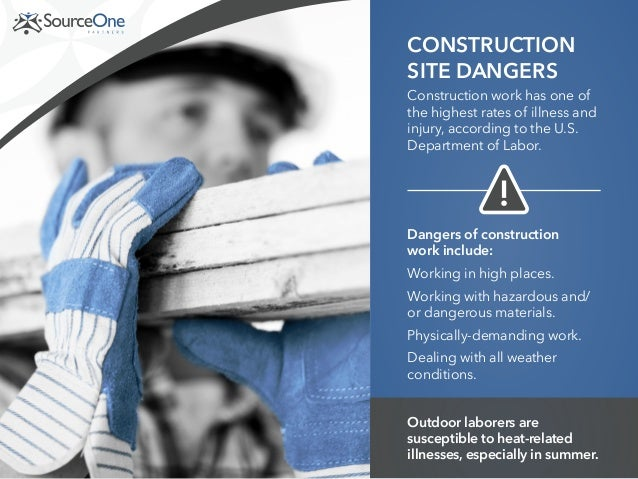 Tips on preventing workers 39 compensation claims for Construction tips