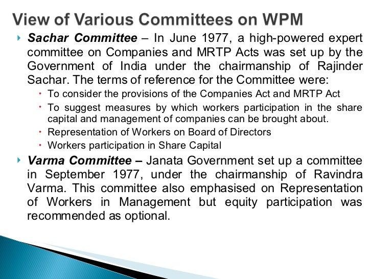 Sachar Committee Report Pdf