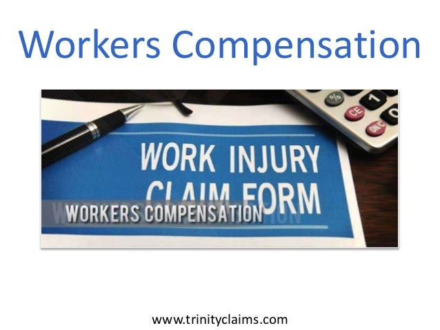 Workers Compensation  www.trinityclaims.com