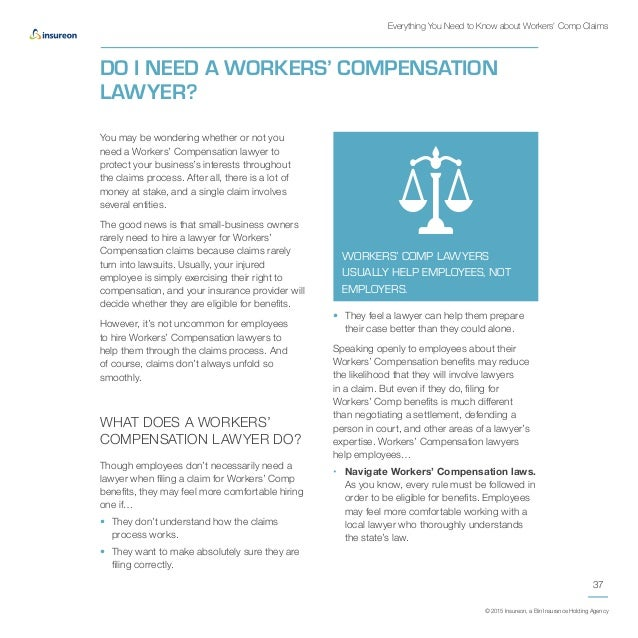 Workers compensation essay