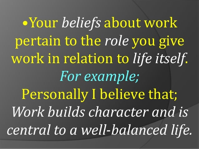 examples of good work ethics co examples of good work ethics work ethics workshop 4 examples of good work ethics