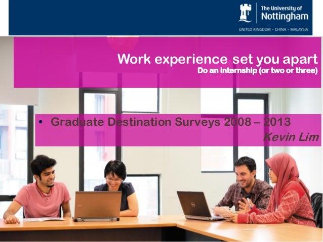 NAA - Work experience workshop 2 Slide 3