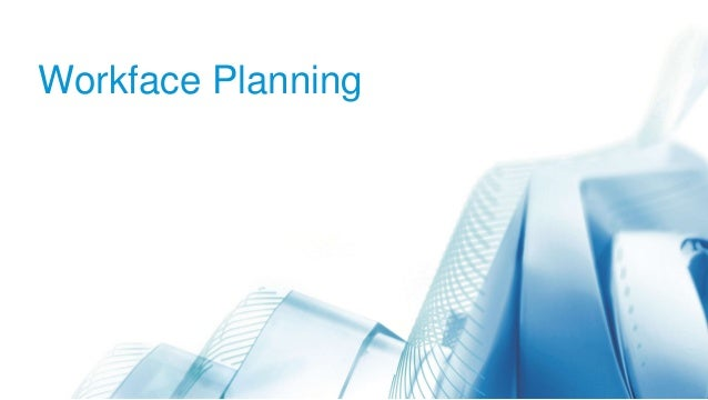 Workface Planning (WFP) with Forge Slide 3