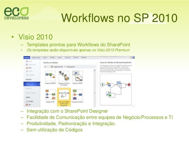 Workflows no sharepoint 2010 for Sharepoint workflow templates download