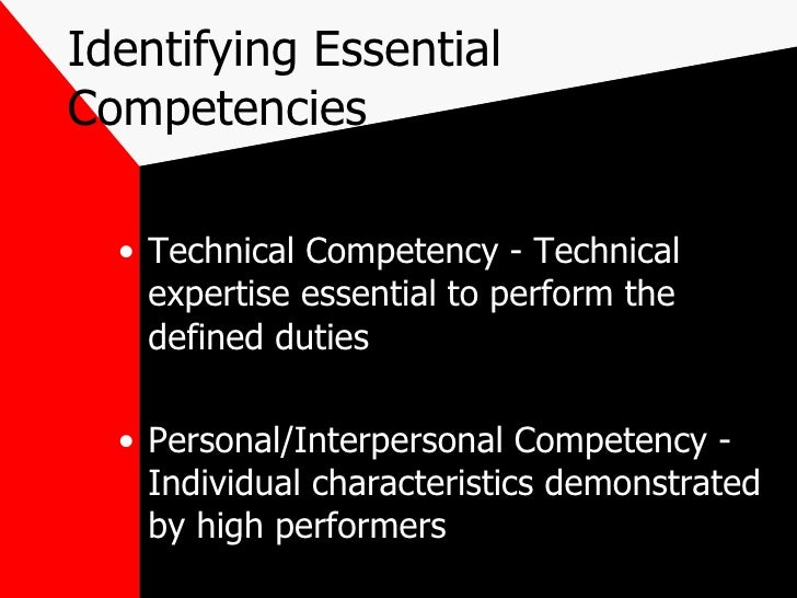 competency based selection the background Competency ii—screening and brief interventions  biomedical, and clinical background of fetal alcohol  fasd competency-based curriculum development guide for.