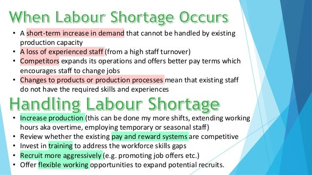 shortage definition